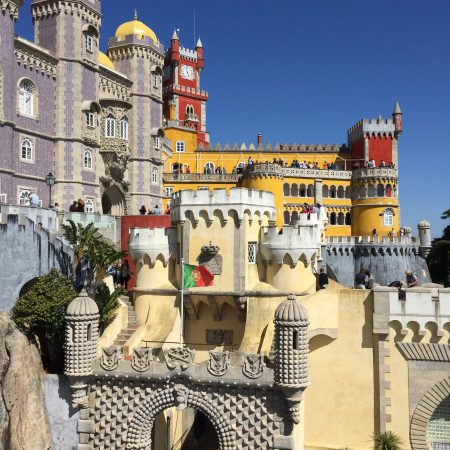 Palacio de Pena, Sintra