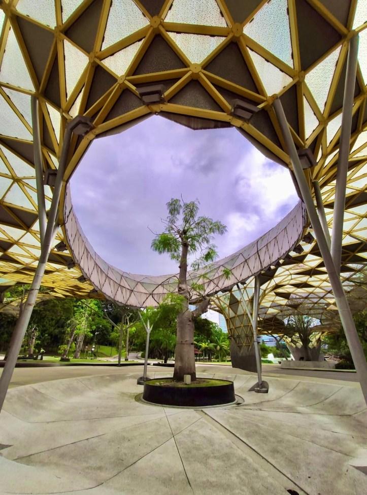 a quickie in kuala lumpur: the perdana botanical garden