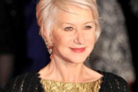 Helen Mirren Is Voted Most Stylish Over 50