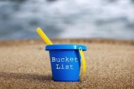 The Bucket List: Life Goes On After Grief
