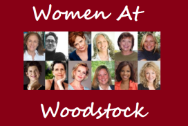 Women Over 50 At Woodstock - No Mud, No Drugs, Lots of Community