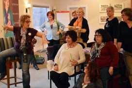 Get Inspired! Go to the Women at Woodstock Event