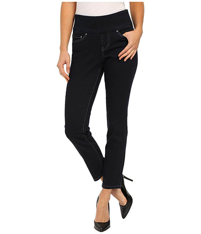 Jag Jeans Amelia Pull-On Slim Ankle Jean