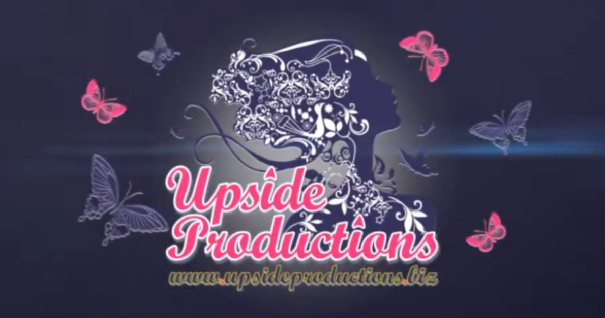 Upside Productions has a brand new look!