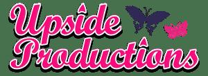 Upside Productions Site Logo - Sticky