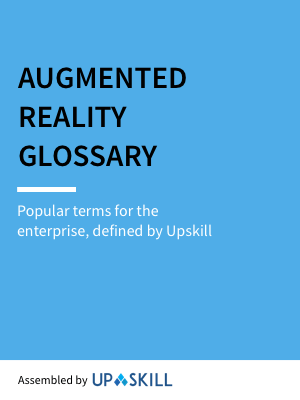 augmented reality glossary cover