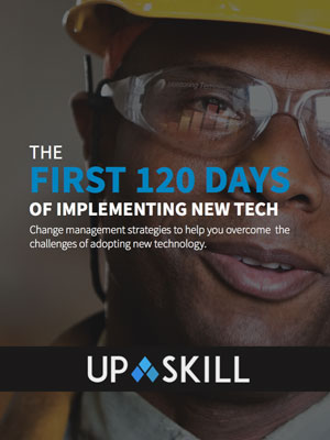 The First 120 Days of Implementing New AR Tech