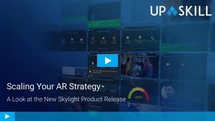 Scaling your AR strategy - A look at the new Skylight Product Release
