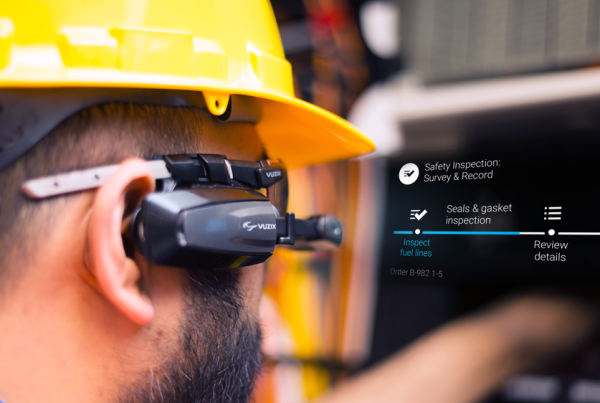 Wearable technology and augmented reality in the workplace