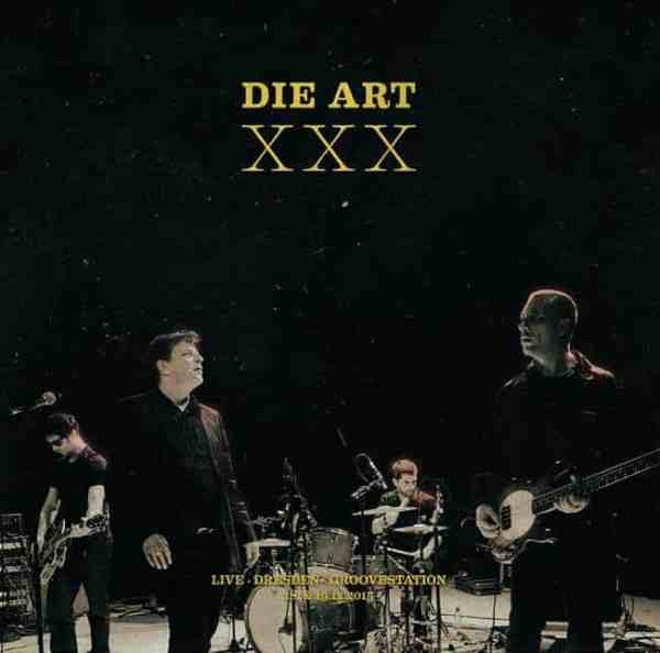 Album Die Art XXX - 3fach LP