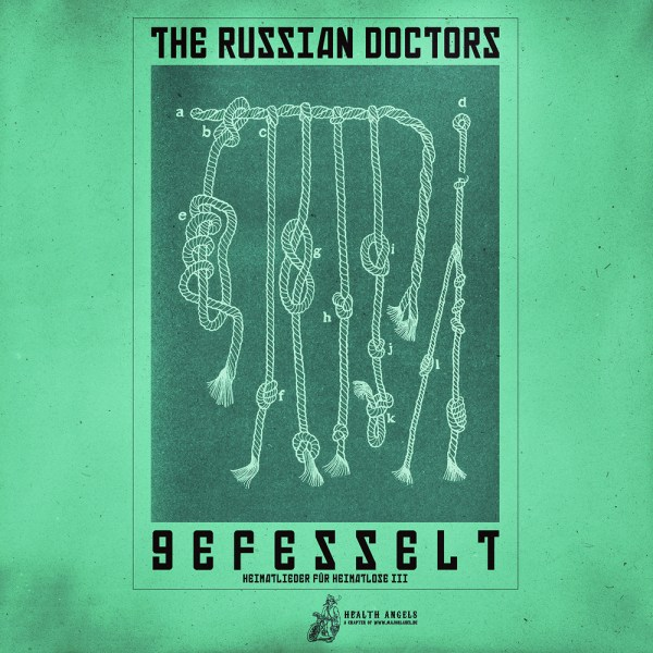 The Russian Doctors _ Gefesselt LP farbig
