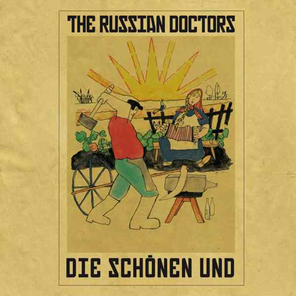 The Russian Doctors - Die Schönen und die Bösen LP VS