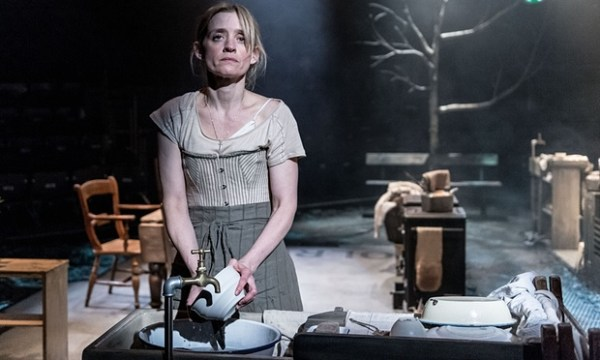 Anne-Marie Duff as Lizzie Holroyd in Husbands & Sons. © Manuel Harlan