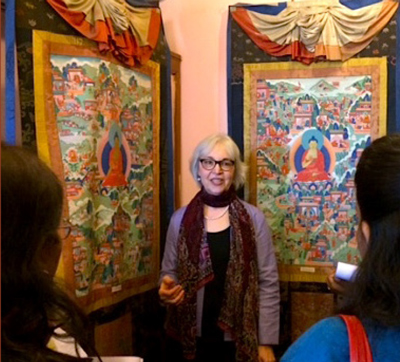 All About Thangkas