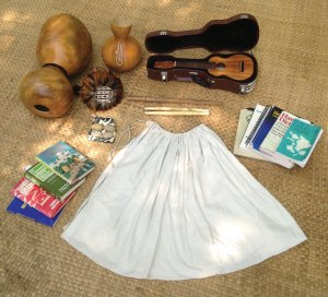 Hula-instruments