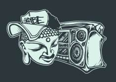 buddhashirtSKRIBE