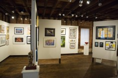 Circle Gallery 2 - Collector's Choice, showcasing artwork donated by MFA members for MFA's annual art lottery fundraiser, shot by Wil Scott (1)_04