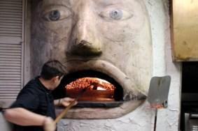 Grasso stokes the fire in Dolce Vita's signature brick oven_01