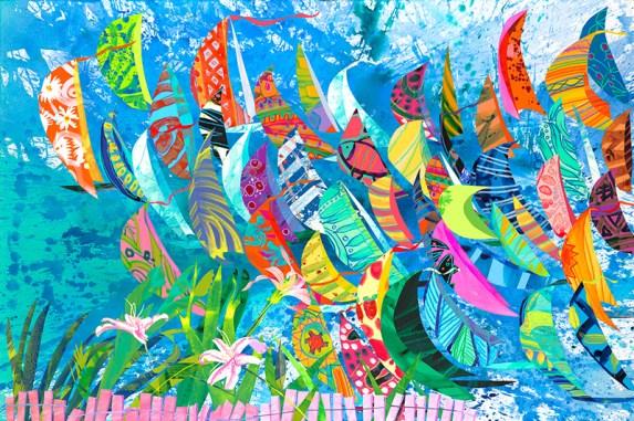 Island Spinnakers by Nancy Hammond_07