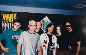 Bob Waugh of WRNR radio station. Photos by Alison Harbaugh
