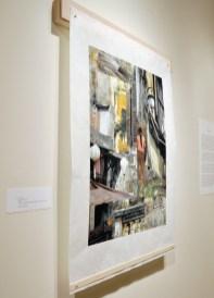 Ponytail (Vietnam)- archival inkjet print on mulberry paper (photomontage) Image courtesy of Celia Pearson