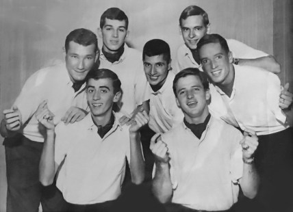 The Lafayettes in 1962 Courtesy Photo