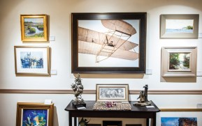 10/5/18: McBride Gallery. Photo by Alison Harbaugh