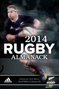 2014 Rugby Almanack