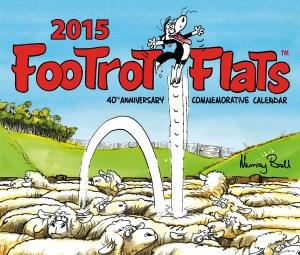 2015 Footrot Flats 40th Anniversary Calendar