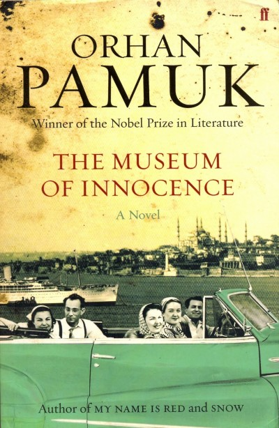 Museum of Innocence Cover Image