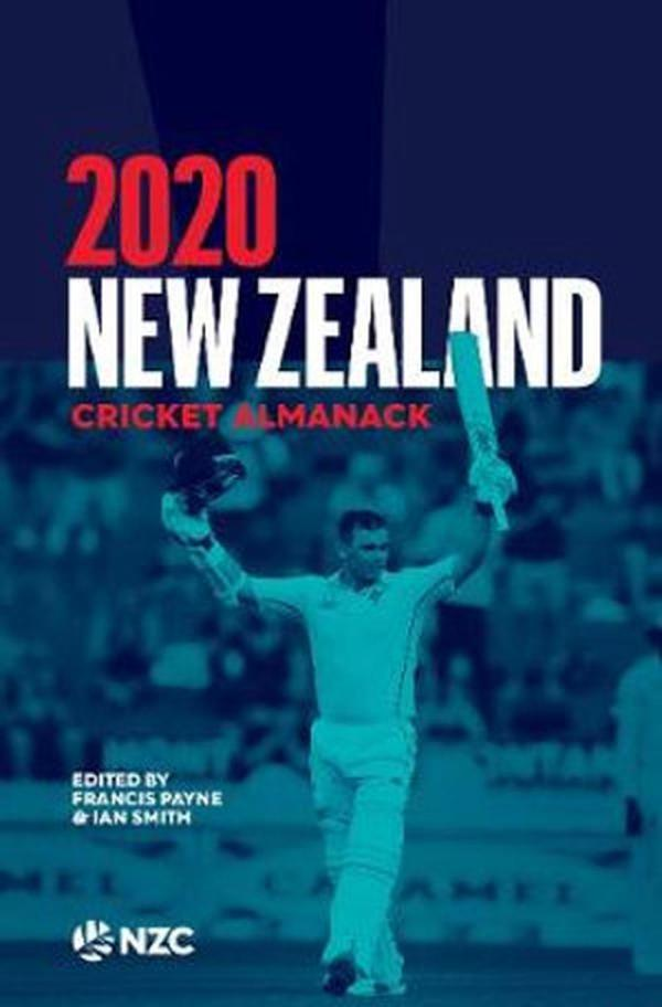 Cover art for the 2020 Cricket Almanack