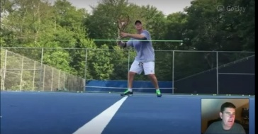 Lesson Volleys Scott Lucas