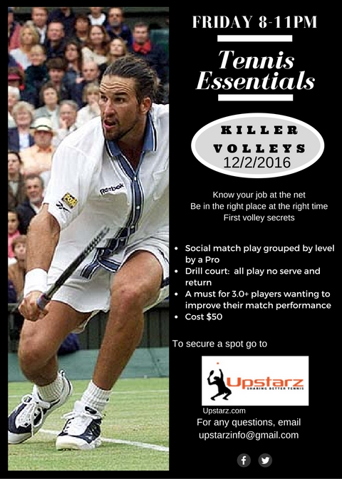 Killer Volleys