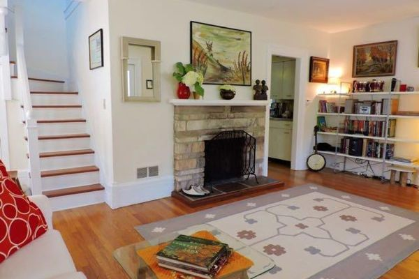 Check Out this Stylish Roxbury Cottage from the Roaring 20s, $169,900