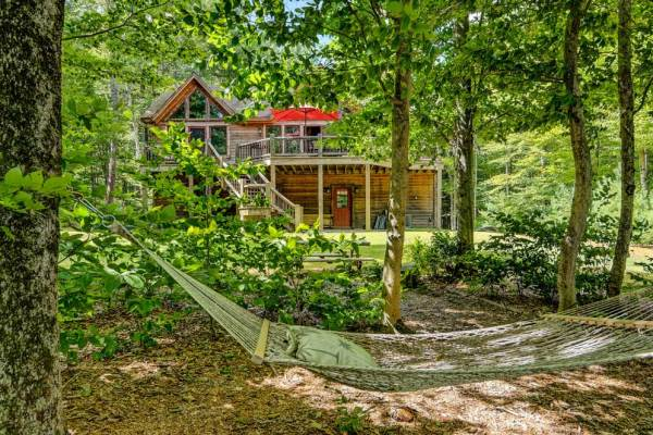 Longing for a Lake House in the Catskills? Put it in Writing