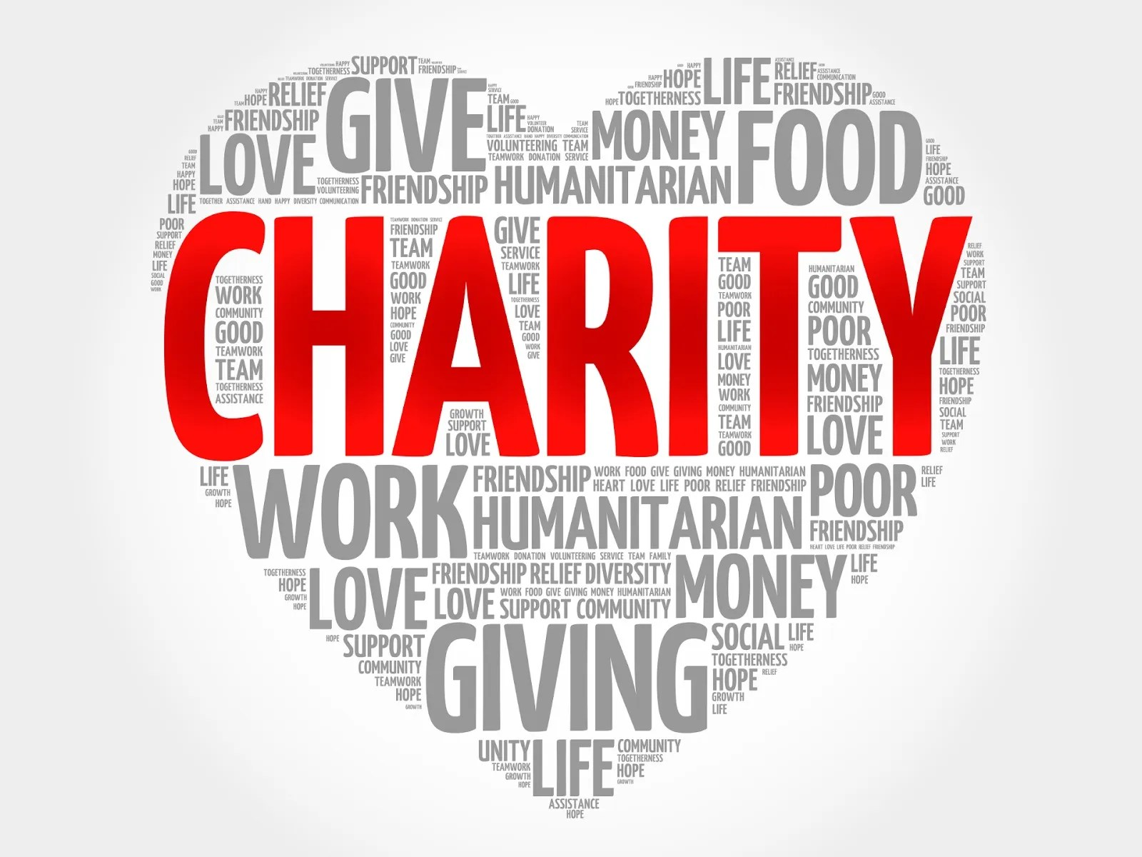 Charity & Well-Being