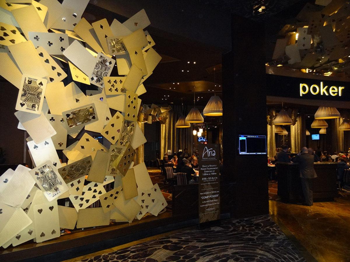 Aria Poker Room Review Is It Worth Your Rake Las Vegas Casino