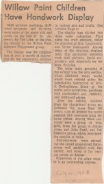 Duhamel Recreation Commission article Nelson Daily News July 20 1968 -P. Ormond files