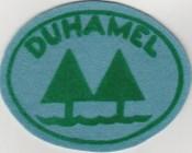 Emblem and Slogan choosen for DRC via contest won by Chris Fairbank 1968 -Patsy Ormond files