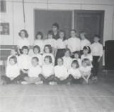 Duhamel Recreation Commission rythmics  St Andrews Church Hall, 1966 -P.O.files