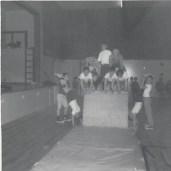 Duhamel Recreation Commission Gymnastics  A.I. Collinson School, 1960's -P.Ormond files