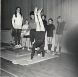 Duhamel Recreation Commission Gymnastics A.I. Collinson School, 1970's -P.Ormond files