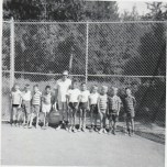 Duhamel Recreation Commission ball team, 1965 Patsy Ormond Files