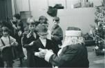 Duhamel Recreation Commission Community Christmas Concert, 1960's A.I. Collinson School -P.Ormond files