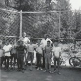 Duhamel Recreation Commission ball team, 1965  Fred Heddle and George Kleef coaches -Patsy Ormond Files