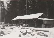 Joe Ramsden's Mill Jan 1948 photo credit - Patsy Ormond