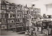 Question Mark Store, Margaret MacDonald 1949 Photo credit - Patsy Ormond