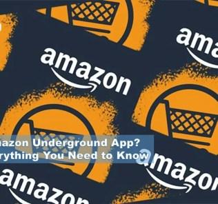 what is amazon underground