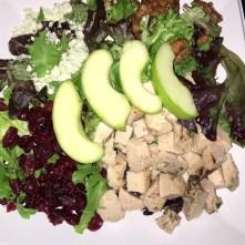 Salads don't always=Healthy!