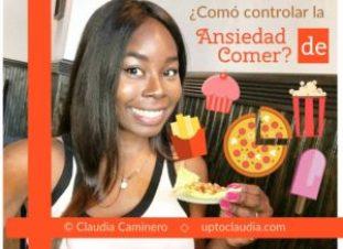 Comó Controlar la Ansiedad de Comer